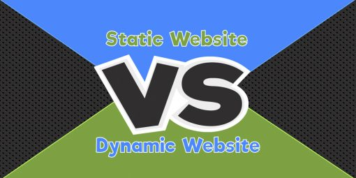 Static VS Dynamic website, what's the difference ?