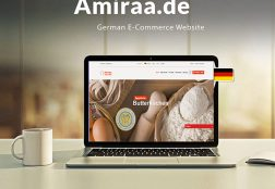Amiraa Website