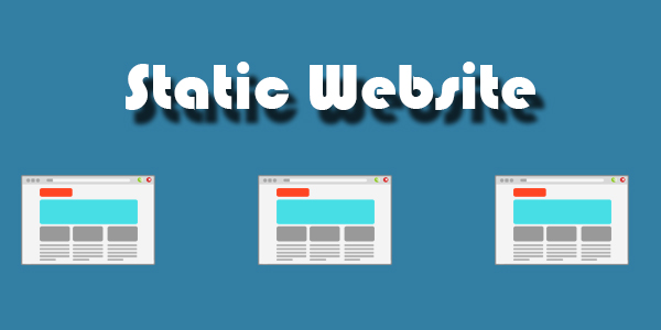 Static Websites